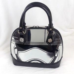 Loungefly Star Wars Phasma Mini Dome Handbag